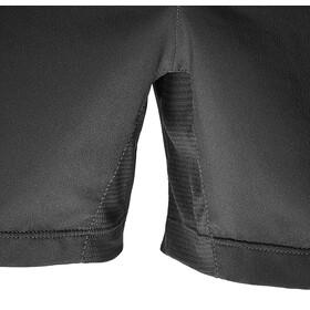 Salomon Agile Hardloop Shorts Heren zwart